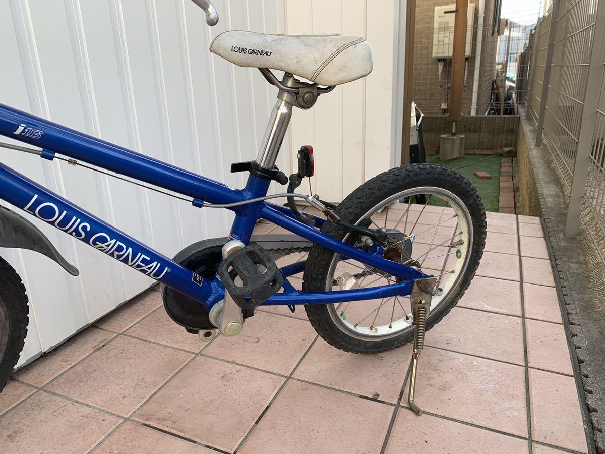 ルイガノ 16インチ LOUIS GARNEAU 子供用自転車_画像7