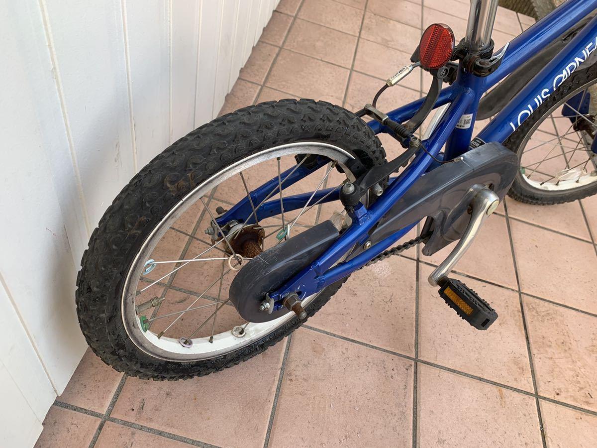 ルイガノ 16インチ LOUIS GARNEAU 子供用自転車_画像2