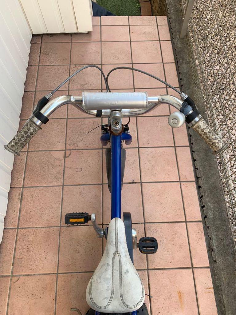 ルイガノ 16インチ LOUIS GARNEAU 子供用自転車_画像4