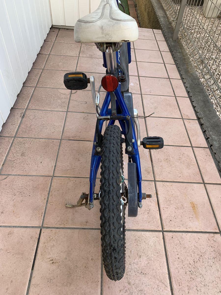 ルイガノ 16インチ LOUIS GARNEAU 子供用自転車_画像5