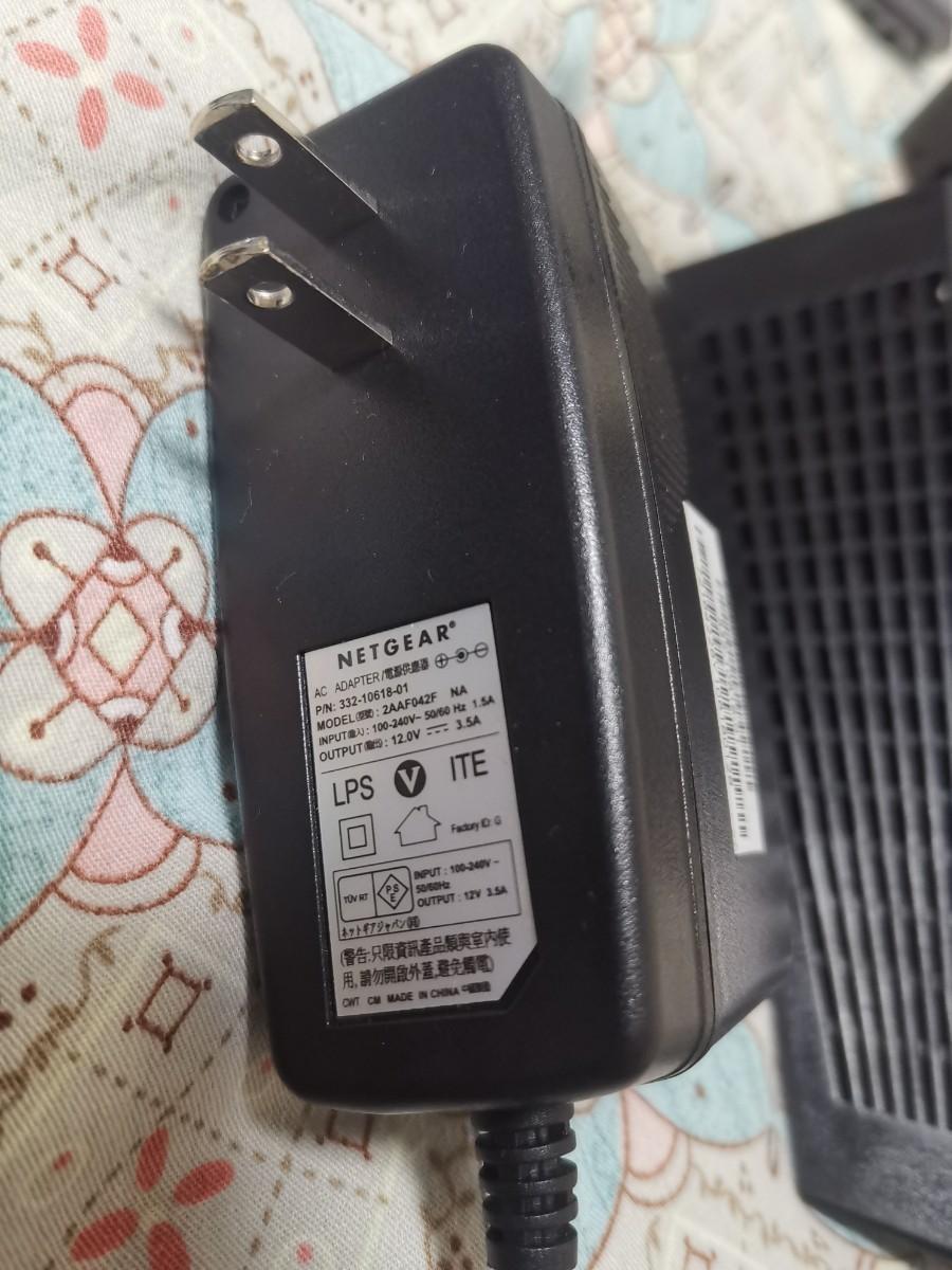 美品Netgear R7000 無線LANルーター AC1900 USB3.0