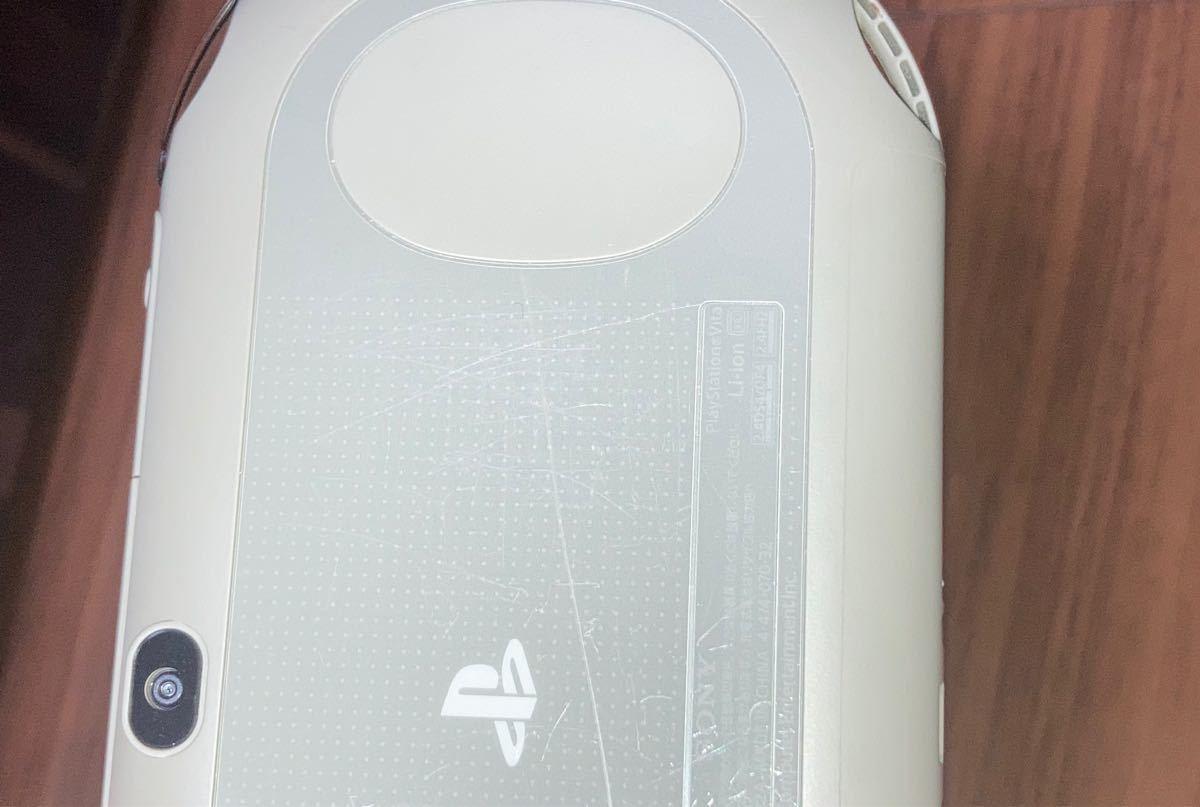 PlayStation Vita  PS Vita  カーキ ブラック PCH-2000