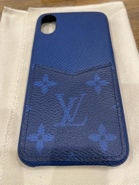 超美品 ハワイ購入 iPhoneX ルイヴィトン_画像2