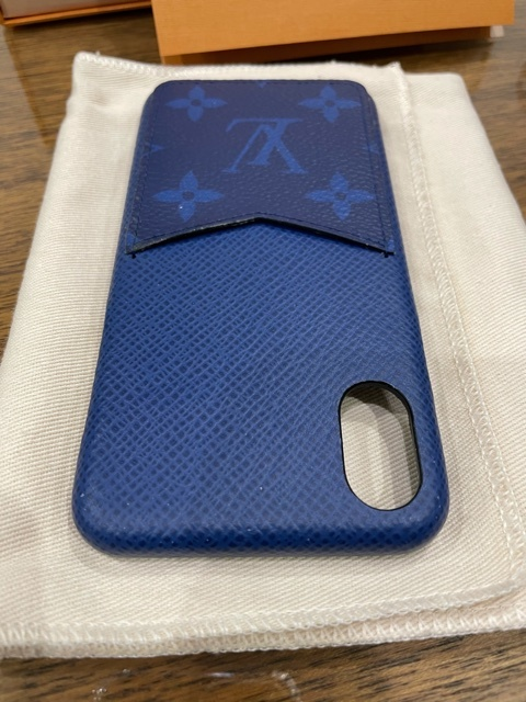 超美品 ハワイ購入 iPhoneX ルイヴィトン_画像4