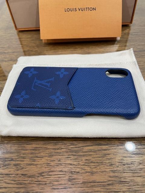 超美品 ハワイ購入 iPhoneX ルイヴィトン_画像5