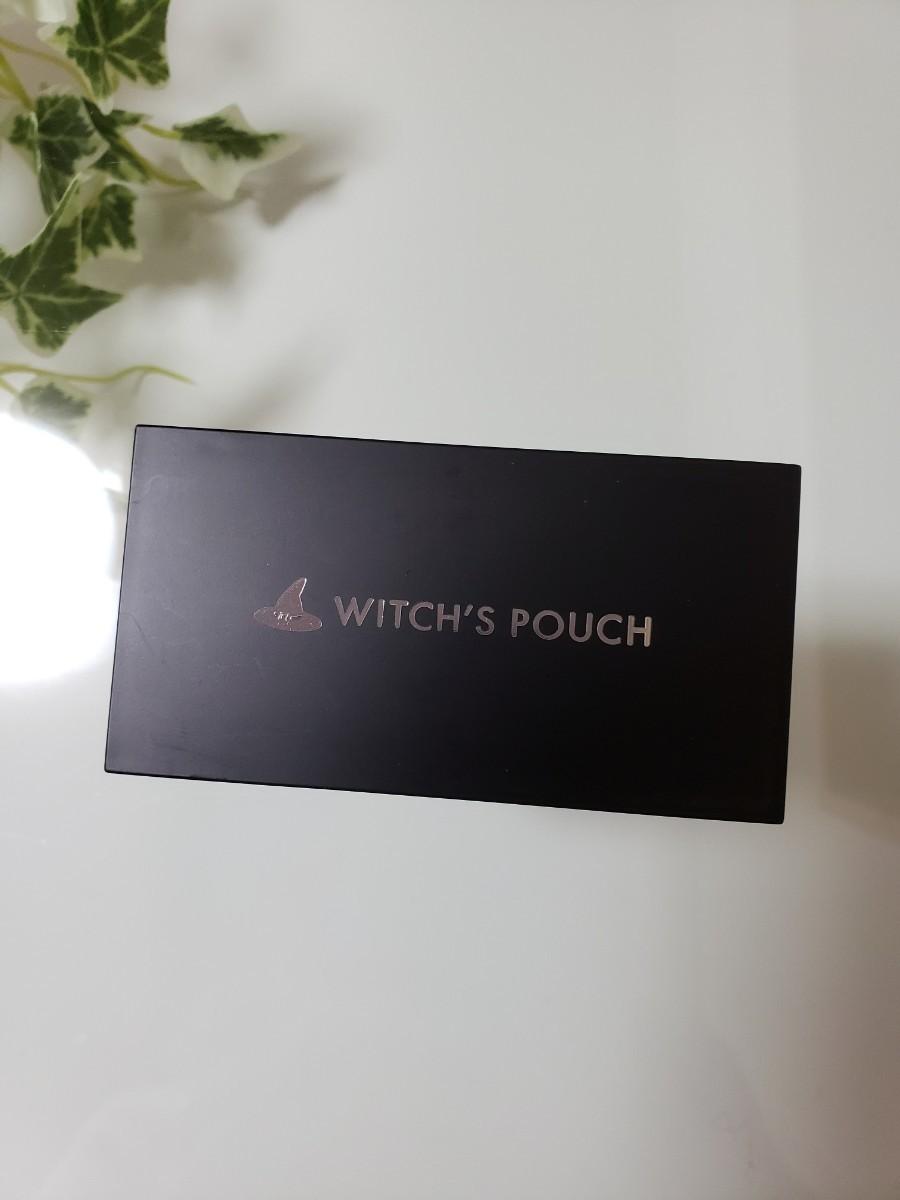 ウィッチズポーチ 5カラーズアイシャドウ 02 フレンチピンク Witchs Pouch 韓国コスメ