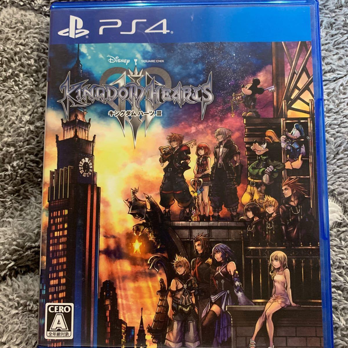 キングダム ハーツIII   PS4 プレイステーション4