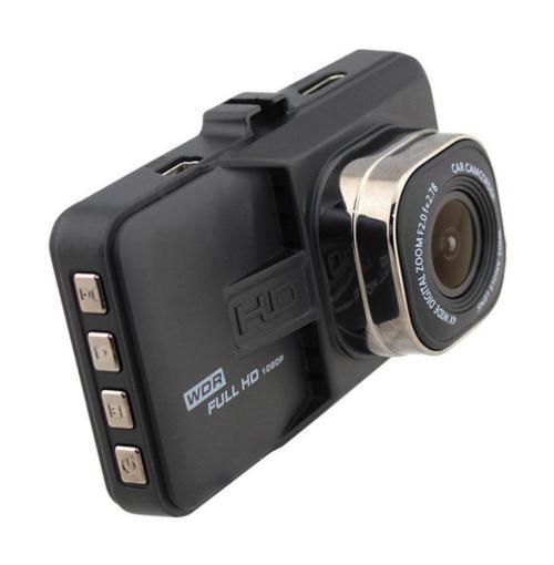 S54 ドライブレコーダー 車載カメラ 1080P フルHD Gセンサー ループ録画 駐車監視 WDR 衝撃録画 日本語 ブラック_画像8