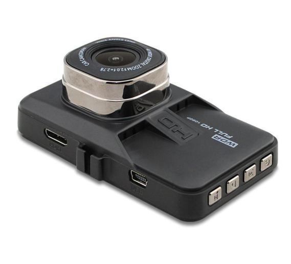 S54 ドライブレコーダー 車載カメラ 1080P フルHD Gセンサー ループ録画 駐車監視 WDR 衝撃録画 日本語 ブラック_画像7