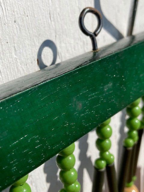 デッドストック 昭和レトロ のれん 暖簾 インテリア ヴィンテージ ディスプレイ 店舗什器 古民家_画像6