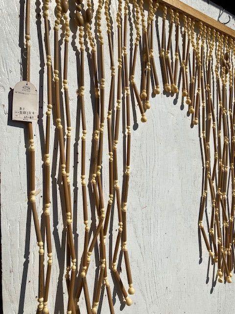 デッドストック 昭和レトロ 暖簾 のれん ヴィンテージ インテリア ディスプレイ 店舗什器 70年代 80年代 2_画像2