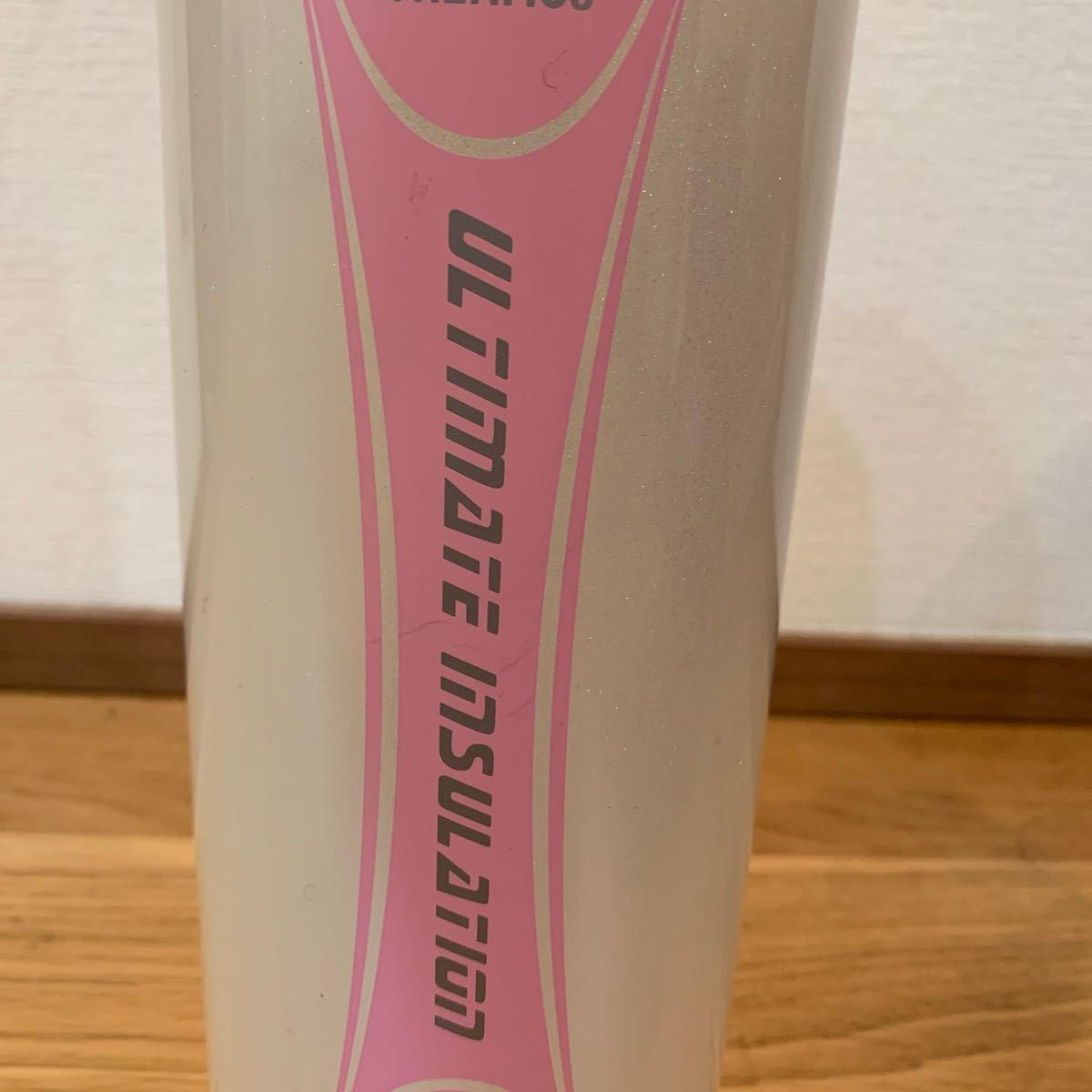 【送料無料】サーモス 真空断熱スポーツボトル 1.0L ピンク FEO-1000F P /ふたパッキン