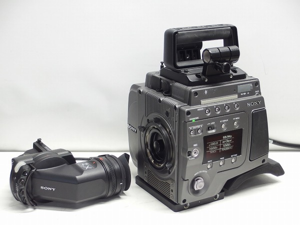 SONY F65RS 8Kイメージセンサー デジタルシネマカメラ F65RAW SR-R4をお持ちの方に 4K SRMASTER *306920_画像1