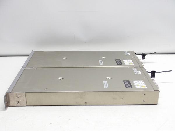 MITSUBISHI 素材伝送用MPEG2 エンコーダー MH-2700E 2台セット HD-SDI入力 ASI出力 中継機材*311067_画像9