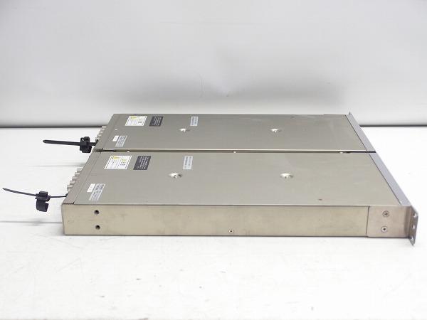 MITSUBISHI 素材伝送用MPEG2 エンコーダー MH-2700E 2台セット HD-SDI入力 ASI出力 中継機材*311067_画像10