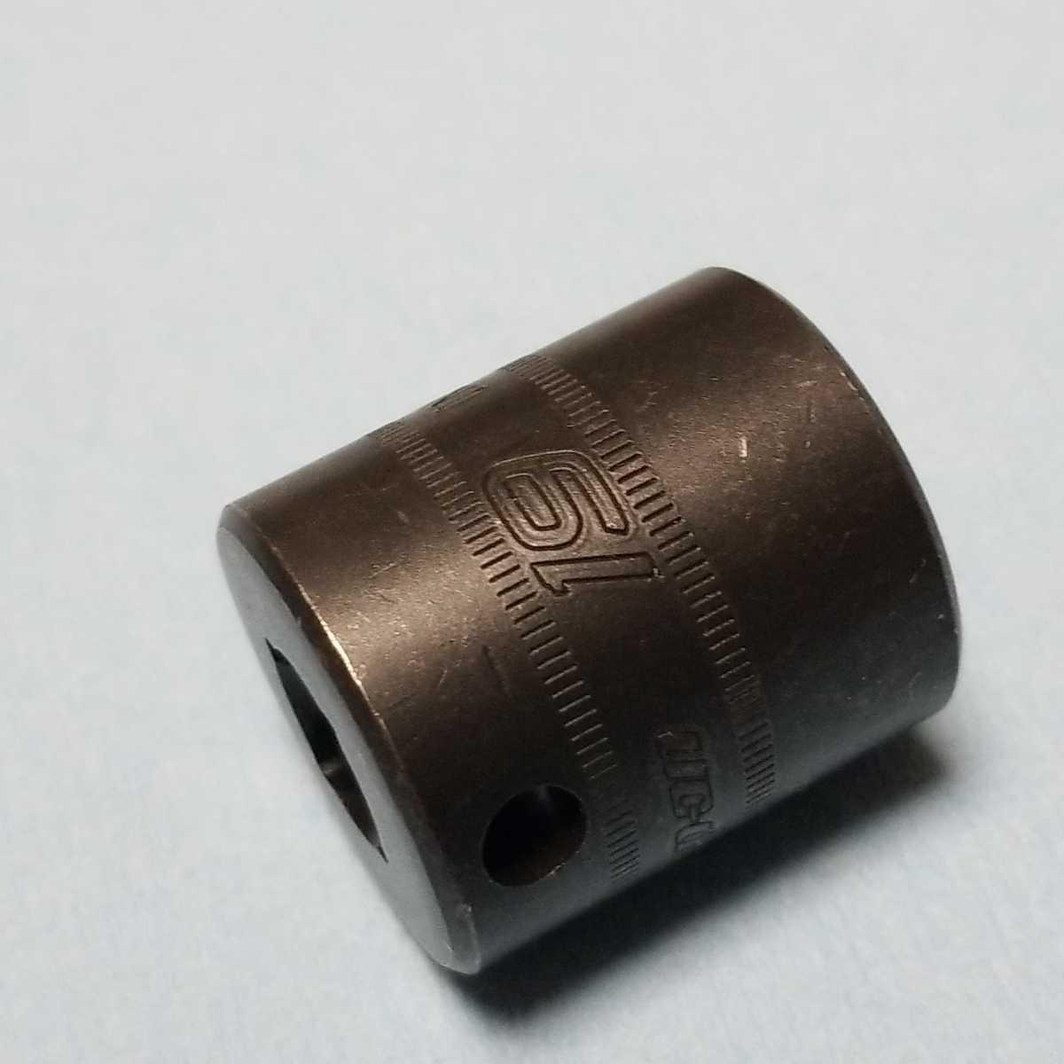 未使用 19mm 3/8 インパクト ソケット (6角) スナップオン IMFM19 新品 保管品 SNAPON SNAP-ON インパクトソケット シャロー Snap-on_画像4