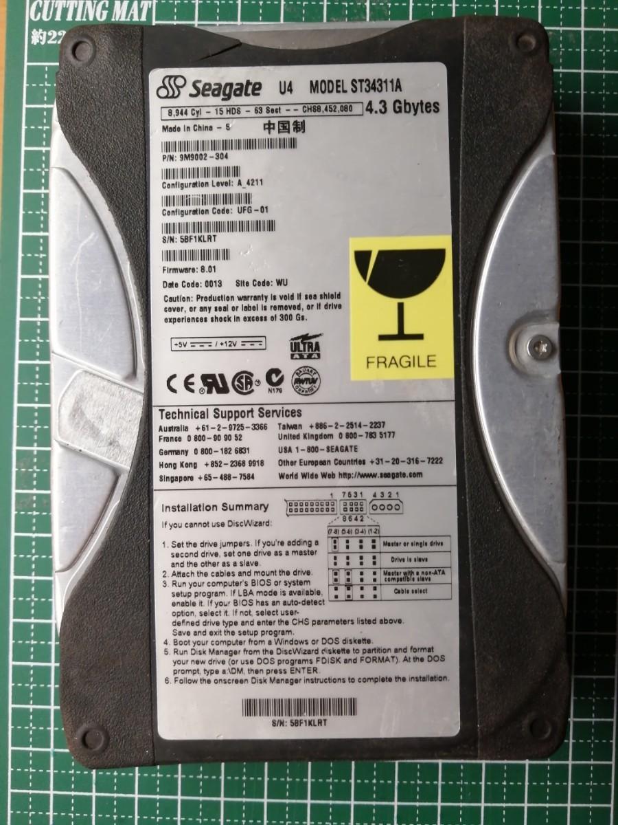 HDD 6台セット 3.5インチ IDE接続 その他 ジャンク品