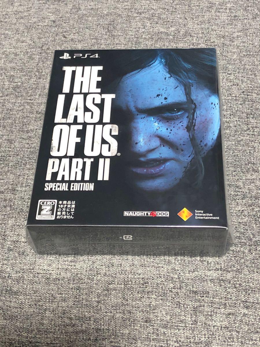 【PS4】 The Last of Us Part II [スペシャルエディション]  未開封品
