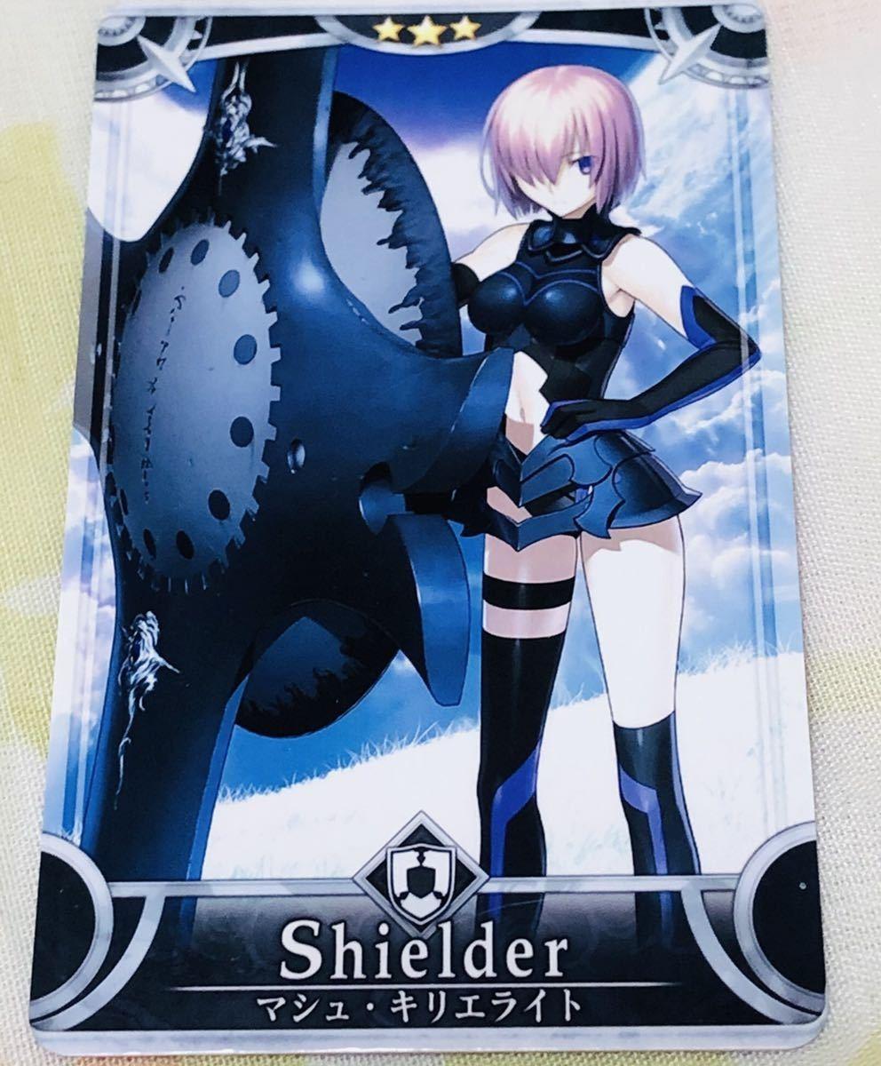 Fate/Grand Order Arcade FGO AC アーケード カード 12枚セット クー・フーリン マシュ 刹那のまほろば ファイアーフラワー 死の芸術_画像6
