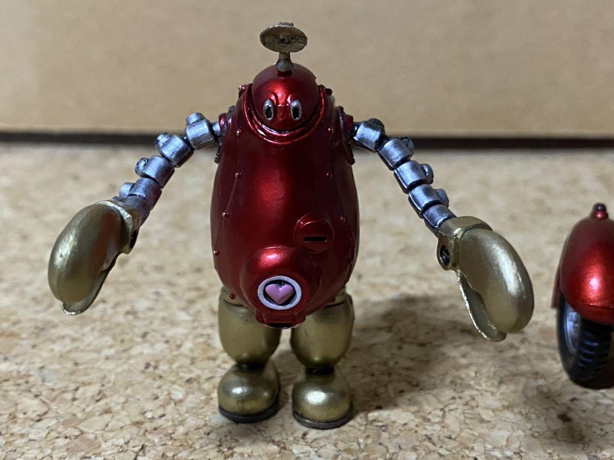 バンダイ ロボコン S.I.C.匠魂 ロボコンカー ノーマルカラー_ロボコンバージョンです