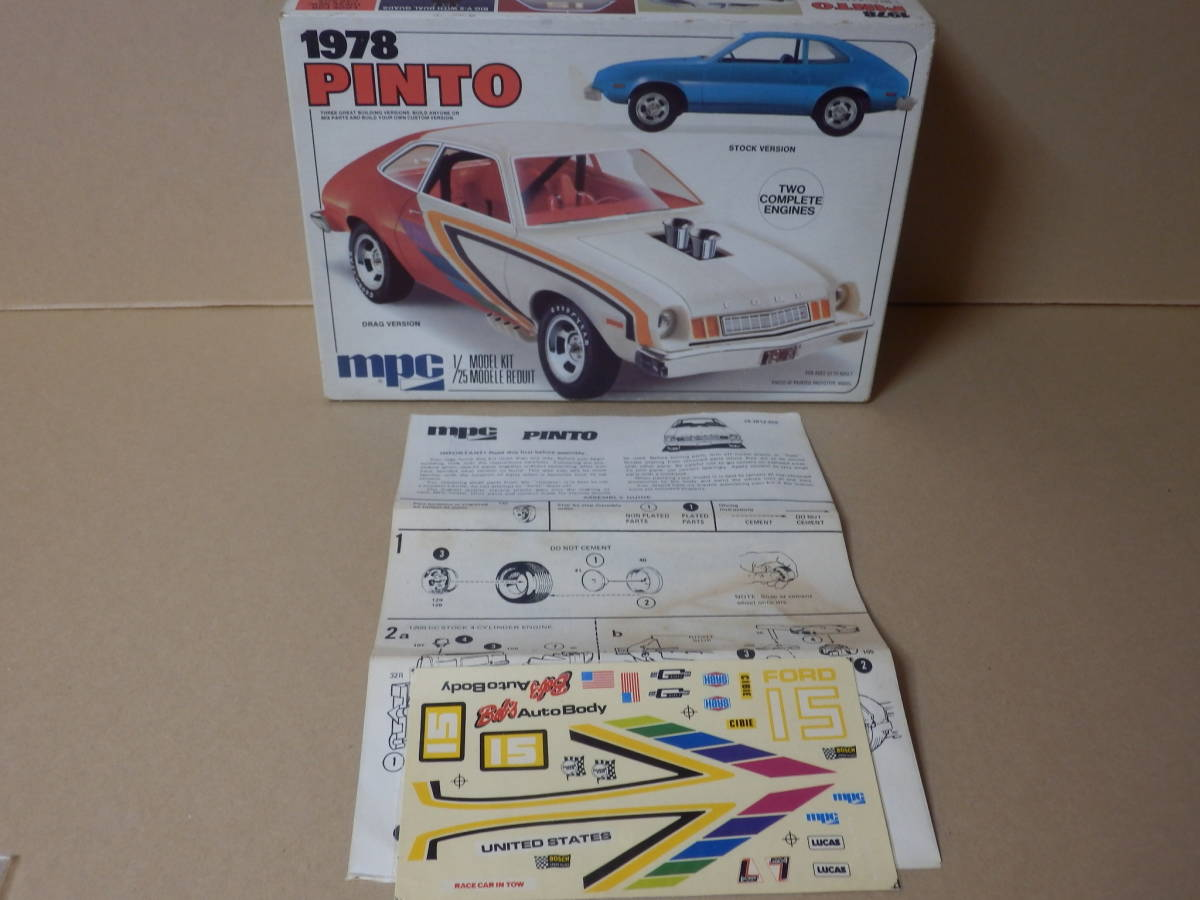 MPC / 1978 FORD PINTO /手付_画像9