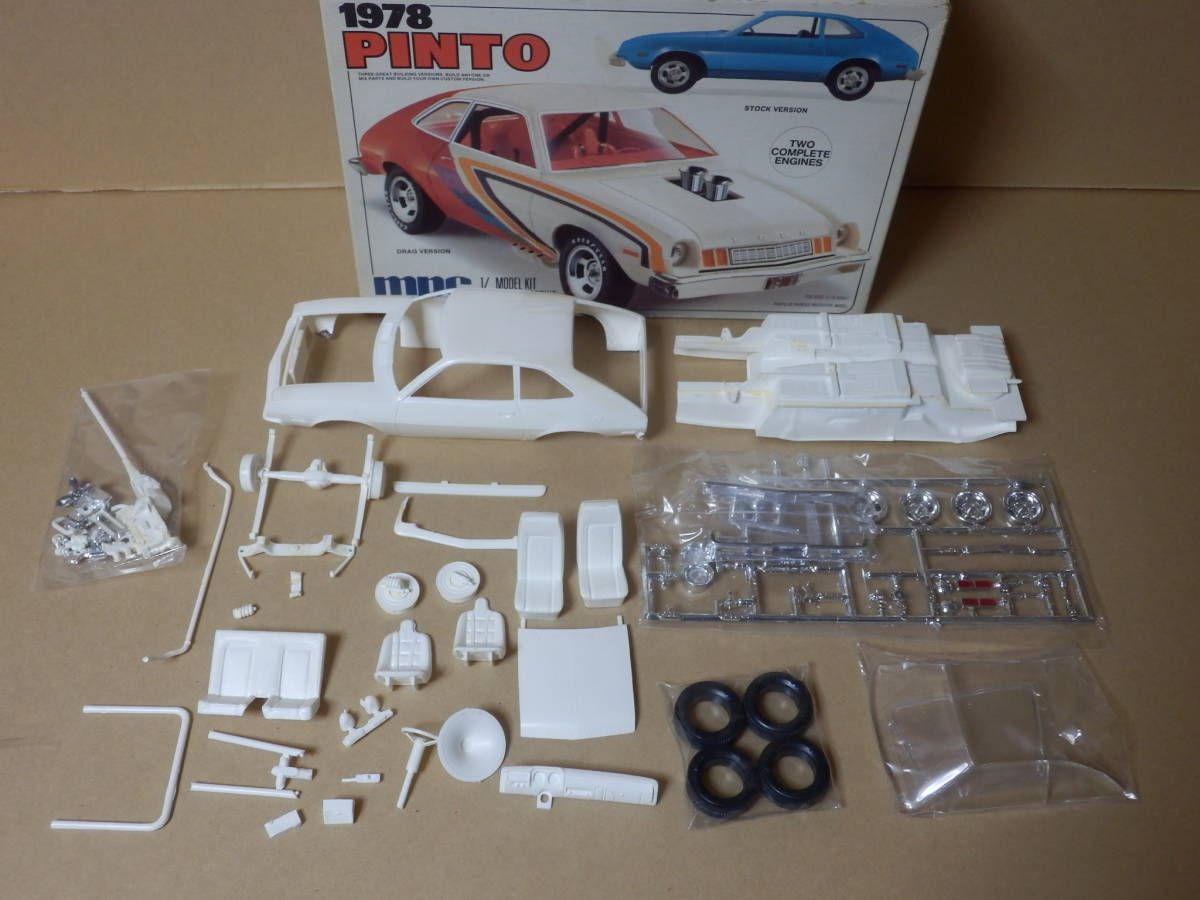MPC / 1978 FORD PINTO /手付_画像7