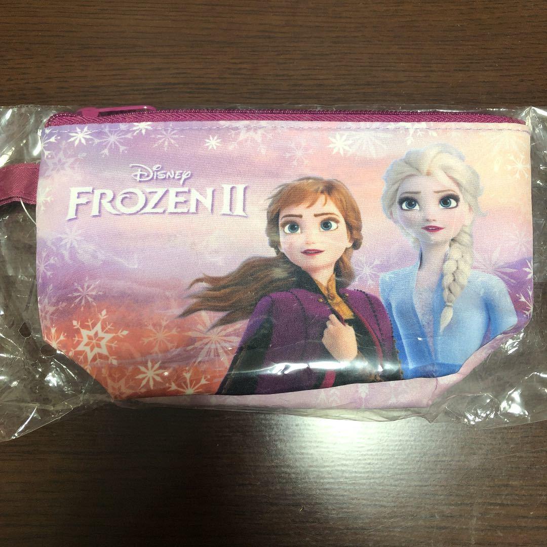 ディズニー アナと雪の女王2 スーベニア ポーチ ディズニーランド ディズニーシー アナ エルサ オラフ アナ雪 アナと雪の女王_画像1