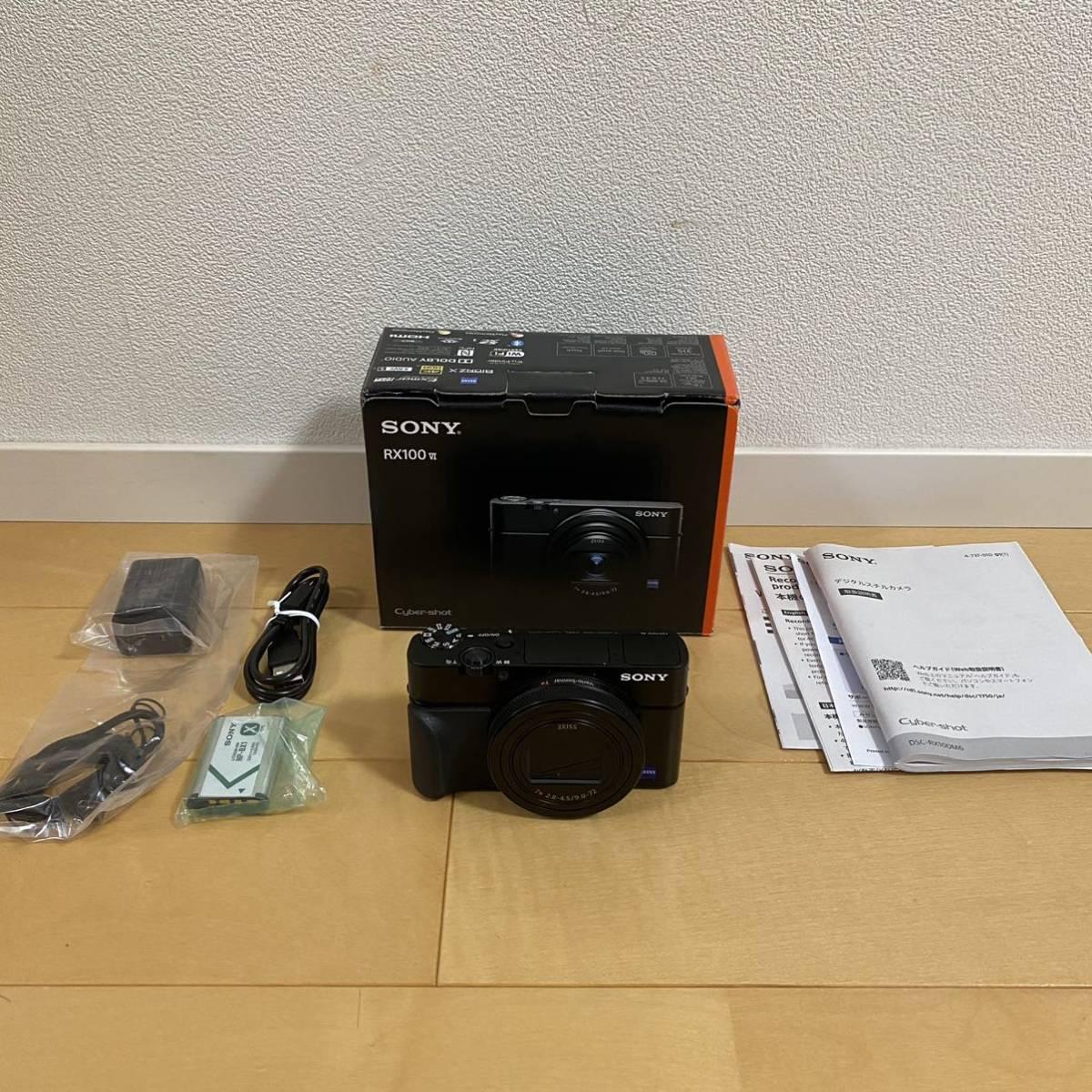 美品 SONY Cyber-shot DSC-RX100M6