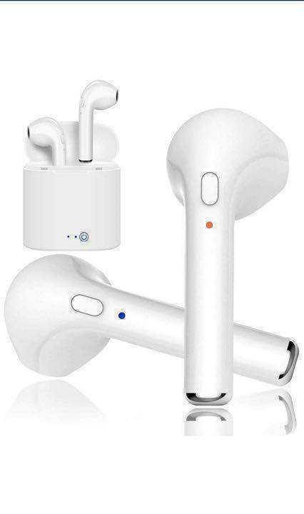 Bluetooth 完全ワイヤレスイヤホン イヤホン イヤフォン iPhone Android 日本語説明書_画像3