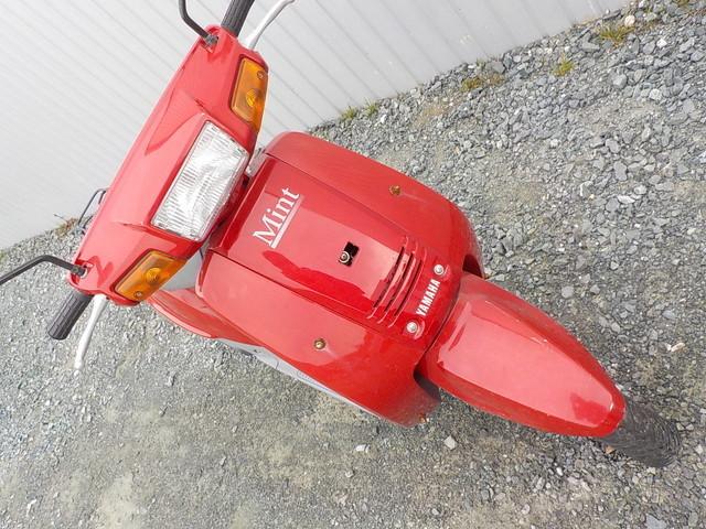 「MC●○ヤマハ ミント ベース車両(50cc スクーター)3-2/12 (3-5)」の画像3
