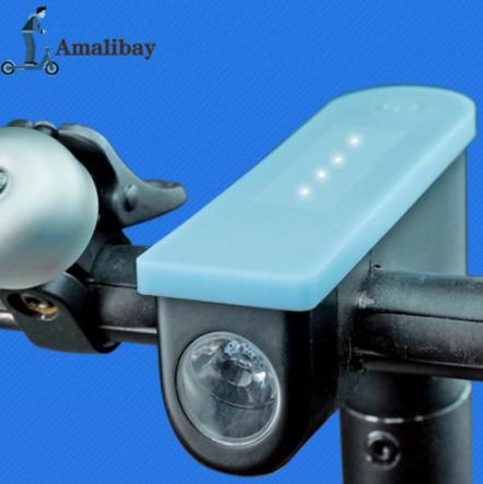 スクーターダッシュボード M365Pro回路基板用 スクーターシリコンカバー 防水 BT回路基板 保護ケース_画像3