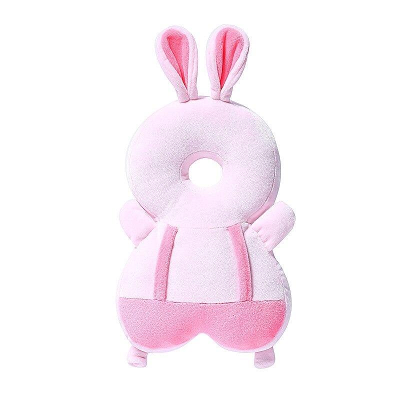 幼児睡眠枕 頭部保護パッド 赤ちゃんの頭部 形状 ドロップ抵抗クッション ベビー安全枕 ガールボーイヘッドレスト_画像1