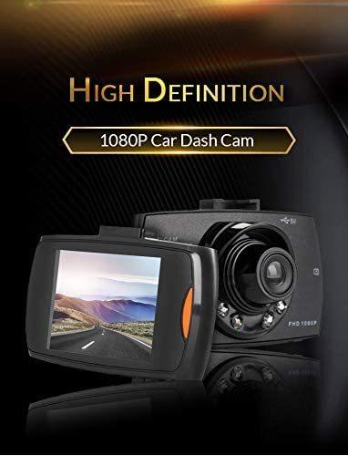 送料無料 ドライブレコーダー 4 1080PフルHDカメラ 170度広角 スーパーナイトビジョン 操作簡単 上書き機能 WDR技術 Gセンサー搭載_画像8