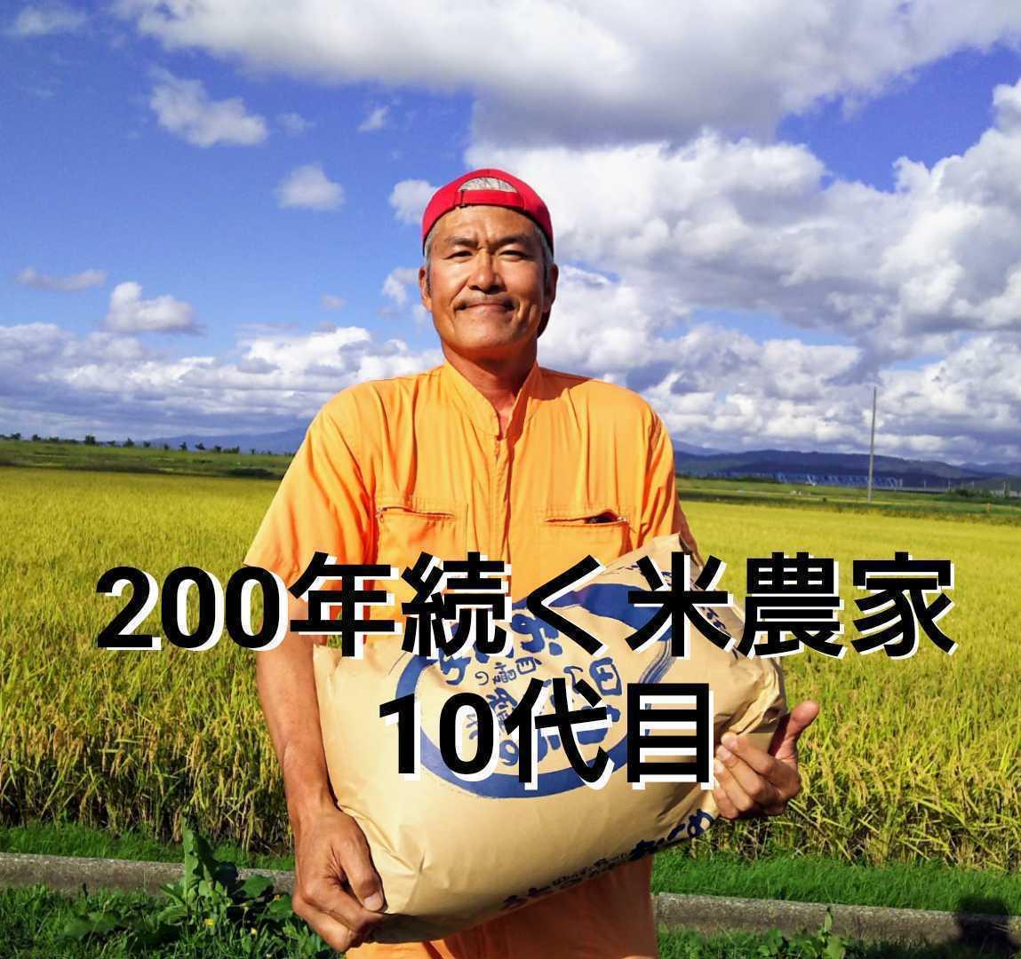自然栽培お米の旨みたっぷり 氷温熟成米 ひとめぼれ 令和2年産 山形県産 庄内米 玄米 10kg(5kg×2袋) 送料無料_画像4