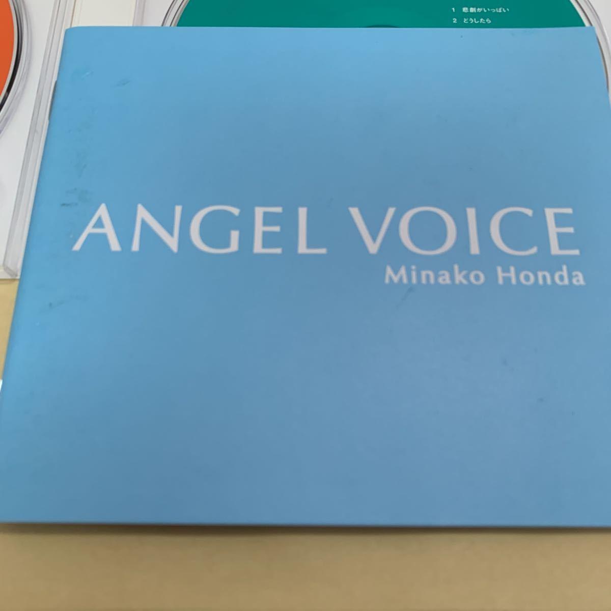 ☆帯付☆ 本田美奈子 / ANGEL VOICE メモリアル ・ベスト 2CD+DVD_画像8