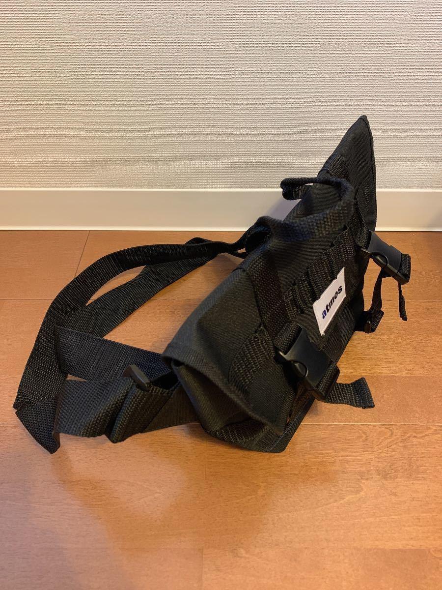 メッセンジャーバッグ TIMBUK2 atmos ウエストポーチ サイドバック ボディーバック ショルダーバッグ ブラック