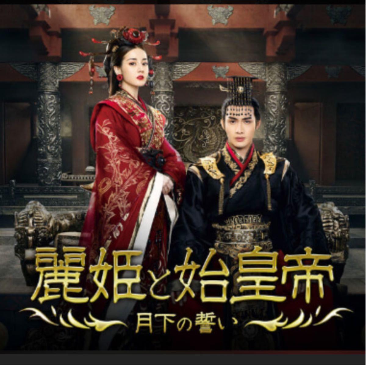 中国ドラマ麗姫と始皇帝【Blu-ray】