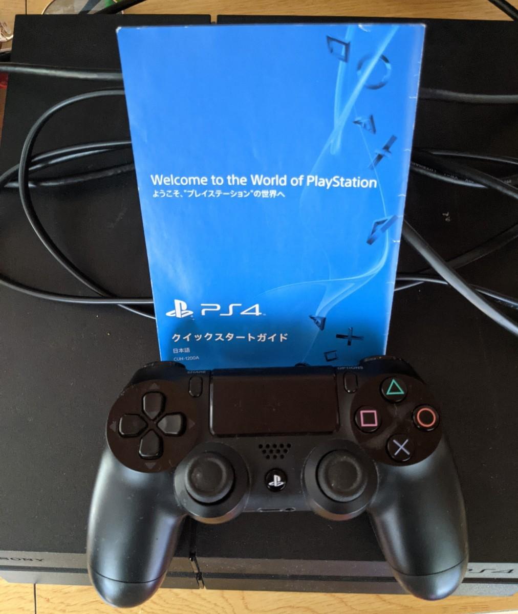 PS4 本体 プレイステーション4