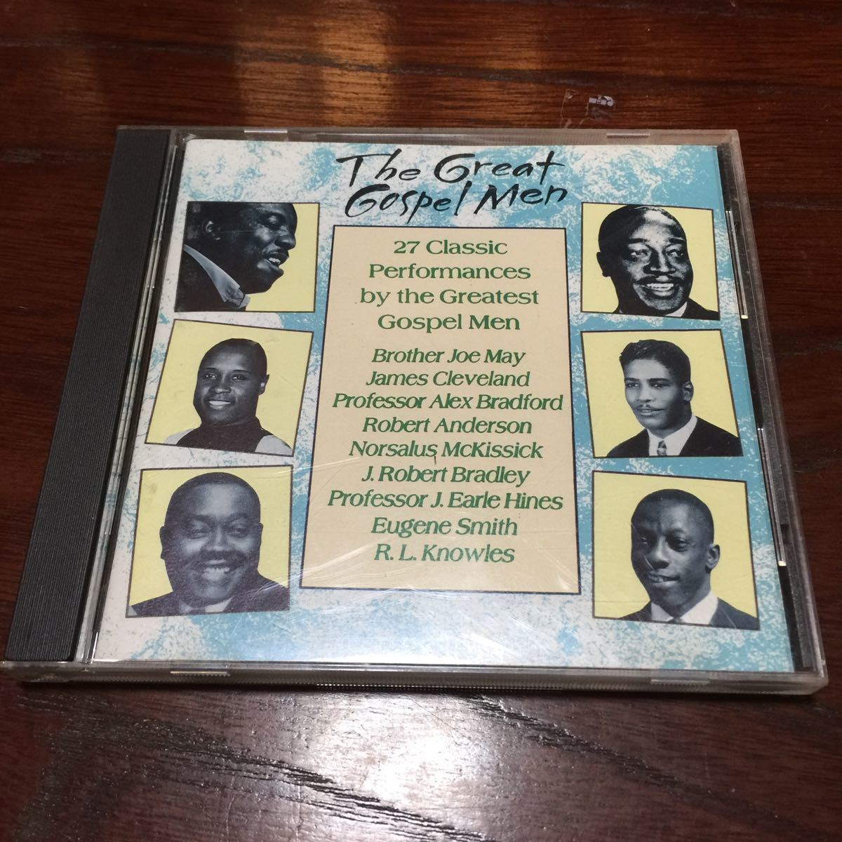 The Great Gospel Men USA盤CD