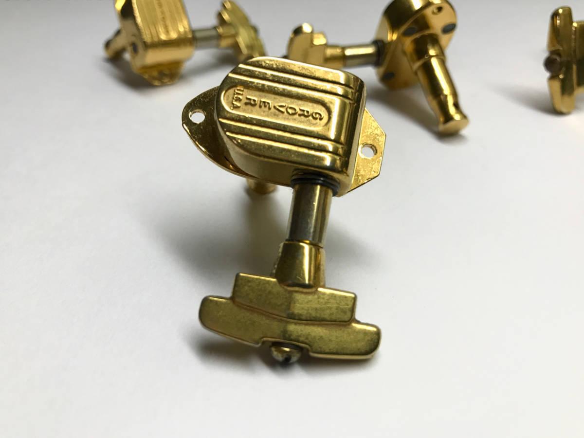 Grover Imperial Tuners Gretsch グローバー グレッチ インペリアル 1960年代製 ビンテージ ヴィンテージ_画像5