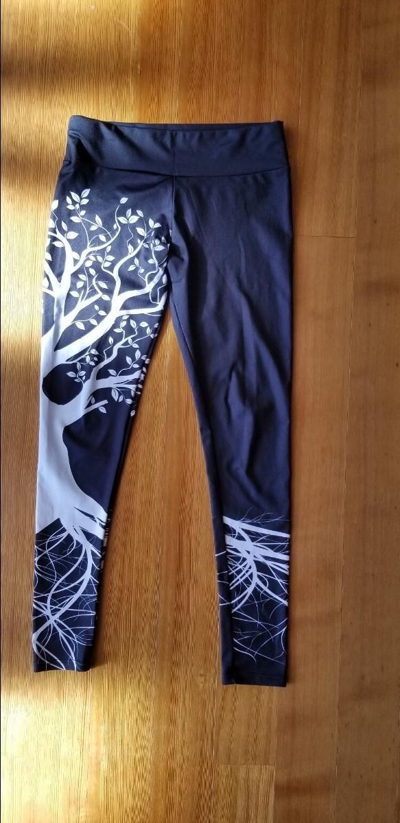 ヨガウェア レギンス ヨガレギンス yoga ピラティス ピラティスウェア pilates L/XL