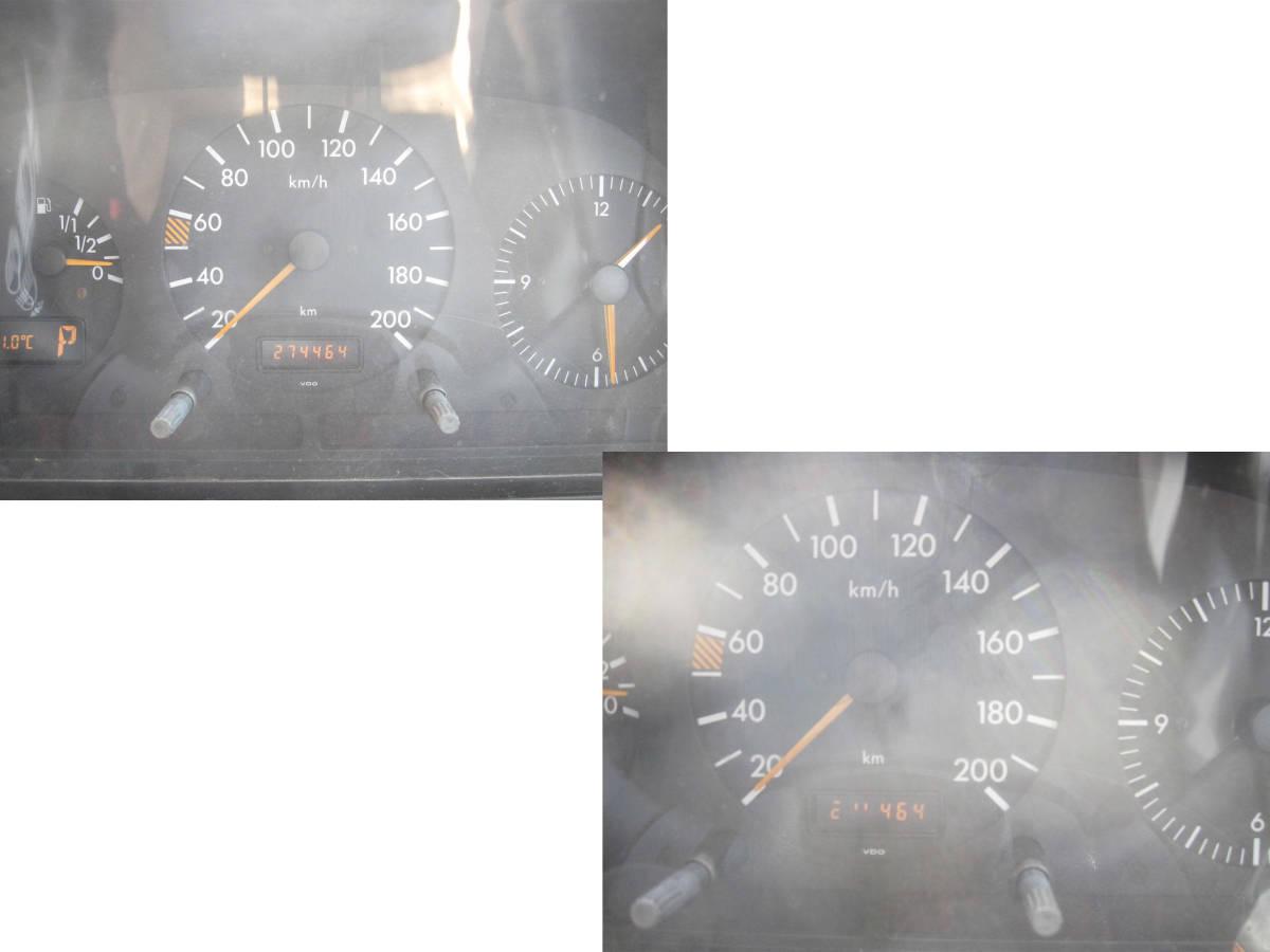 12年11月式 希少 ベンツトランスポーター 軽油 ディーゼル車 です。_画像4