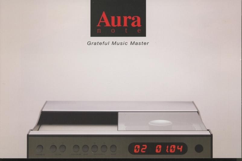 Aura NOTEの情報