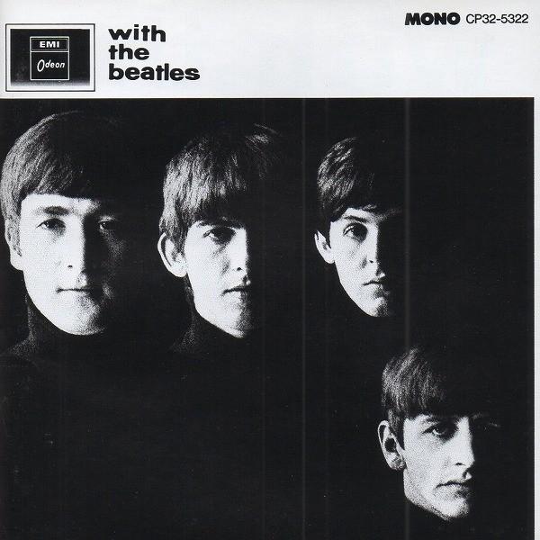ビートルズ THE BEATLES / ウィズ・ザ・ビートルズ With the Beatles / 2ndアルバム / 日本盤(1987年) / CP32-5322_画像1