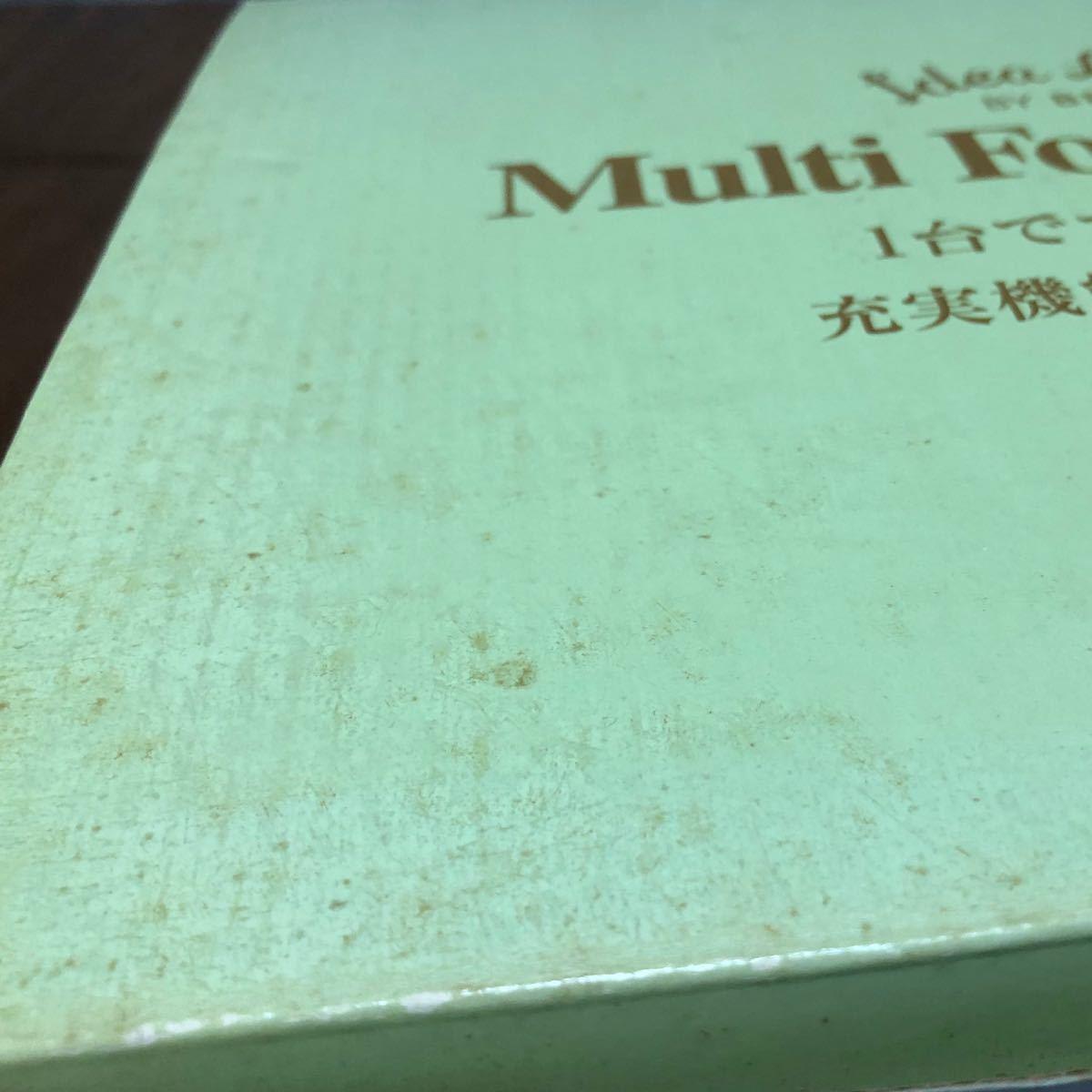 【値下げ】イデアインターナショナル マルチフードカッター グリーン IOE003-GR