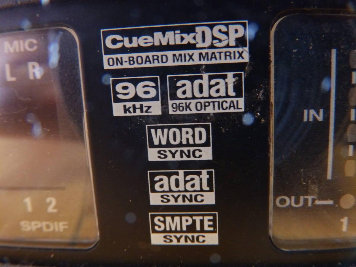 MOTU 828MKⅡ・オーディオインターフェイス_画像3