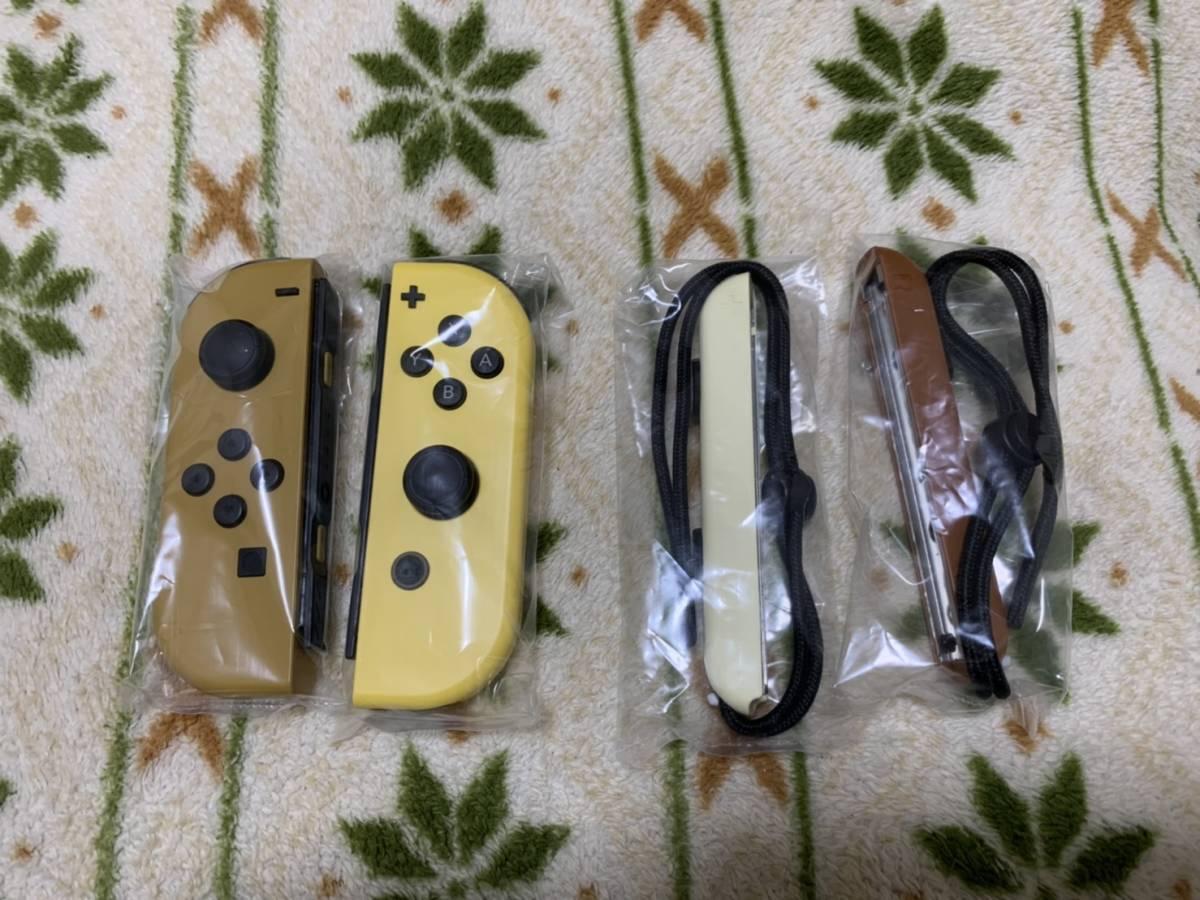 【即決・美品・送料無料】 Nintendo Switch ポケットモンスターLet's Go!ピカチュウ イーブイ Joy-Con ジョイコン ストラップ ポケモン_画像1