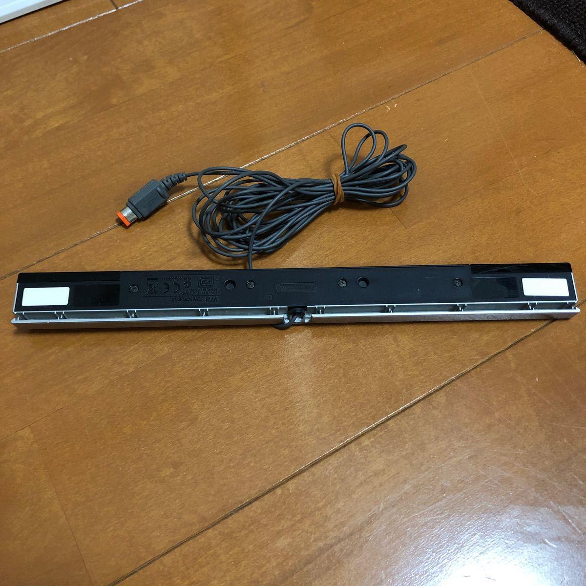 【即納 送料無料】家庭用ゲーム機 任天堂Wii センサーバー 14238