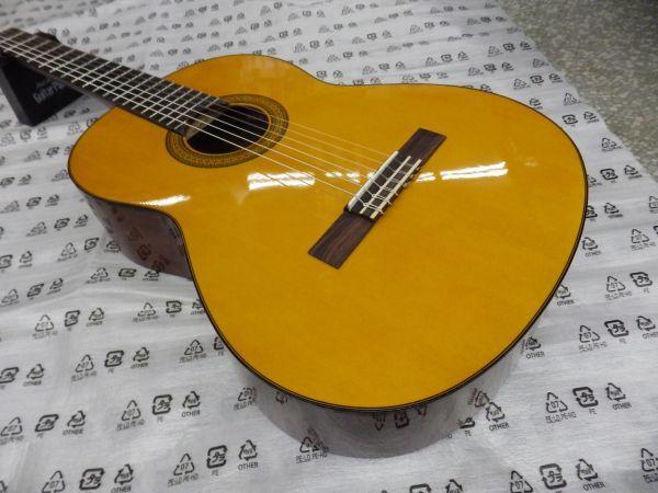 YAMAHA ヤマハ クラシックギター CG102 ソフトケース付属 チューナーサービス_画像2