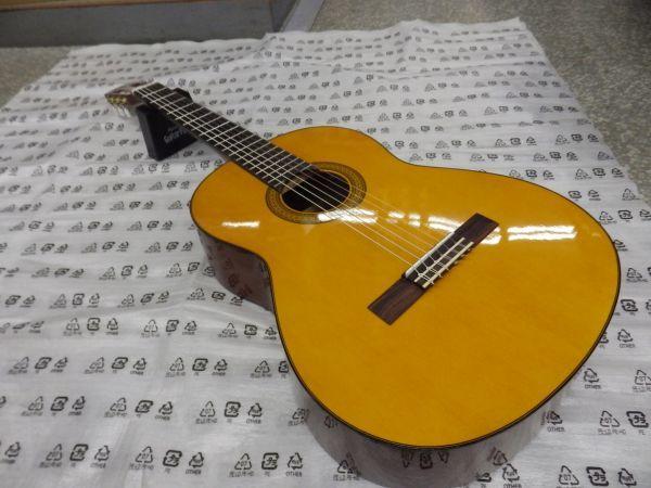 YAMAHA ヤマハ クラシックギター CG102 ソフトケース付属 チューナーサービス_画像1
